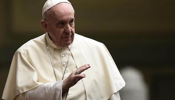 El papa Francisco no recibirá al secretario de Estado de Estados Unidos Mike Pompeo. (Foto: Filippo MONTEFORTE / AFP).