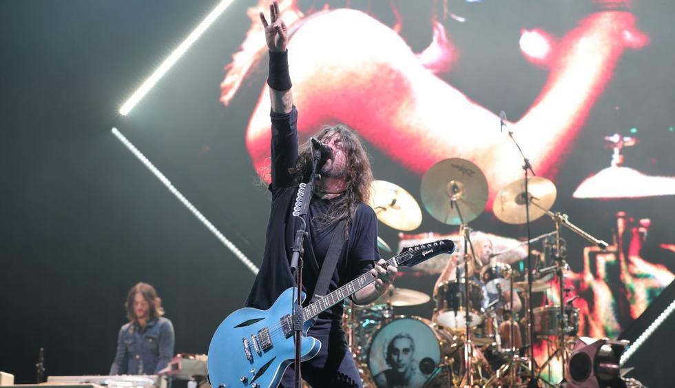 """A Facebook llegó el video viral captado en un concierto de los """"Foo Fighters"""" con un niño causando ternura por pedir tocar la música de """"Metallica"""". (Foto: AFP)."""