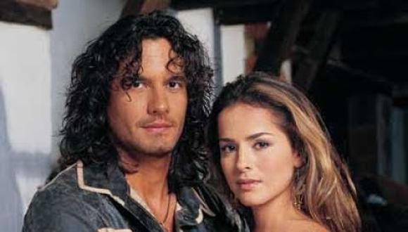 La dupla conformada por Danna García y Mario Cimarro sobresalió a partir del romance que nació entre Norma Elizondo y Juan Reyes (Foto: Instagram)