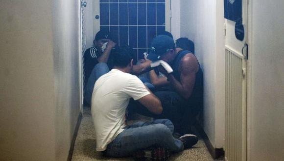 Venezuela: Caracas vivió una noche de terror
