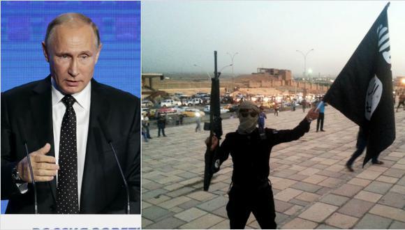 Rusia pide no expulsar al Estado Islámico de Iraq hacia Siria