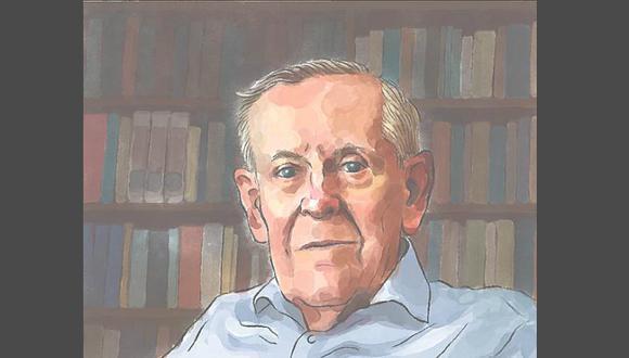 El filósofo y humanista Francisco Miró-Quesada Cantuarias falleció el 11 de junio de 2019. Tenía 100 años. (Ilustración: Víctor Aguilar)