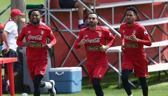 Pedro Gallese, Carlos Cáceda y José Carvallo fueron llamados por Ricardo Gareca en el Mundial Rusia 2018. En la Copa América 2019, Patricio Álvarez entró en la nómina oficial en lugar de Carvallo. (Foto: El Comercio)