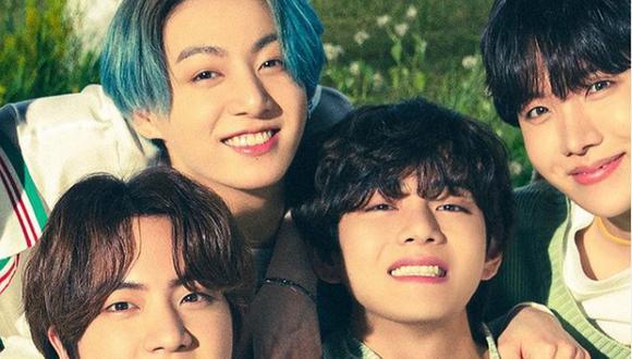 """""""N.O"""" pudo ser la última canción de BTS, grupo de K-Pop que vale más de 36 mil millones de dólares al año, según un estudio del Instituto de Investigación Hyundai (Foto: BTS/ Instagram)"""