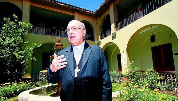 Junín: Cardenal Pedro Barreto criticó a una empresa por su negativa de reactivar la planta de oxígeno de La Oroya.