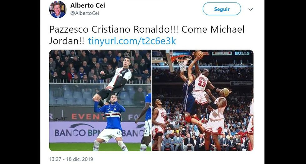 Los memes en Facebook y otras redes sociales que generó el golazo de Cristiano Ronaldo con descomunal salto.