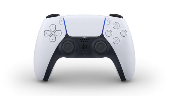 Un primer vistazo al DualSense, el nuevo mando de la PlayStation 5 de Sony. (Foto: PlayStation)