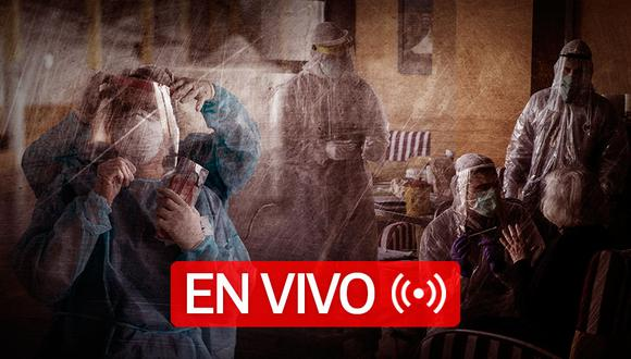 Coronavirus EN VIVO en el mundo | Sigue las últimas noticias y conoce las cifras actualizadas de muertes y contagiados de Covid-19 en América, Europa y el resto del mundo, hoy 10 de junio de 2020 | Foto: Diseño GEC