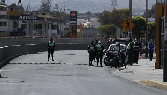El debate se realizará esta noche en la ciudad de Arequipa. Fotos: Hugo Perez/ @photo.gec