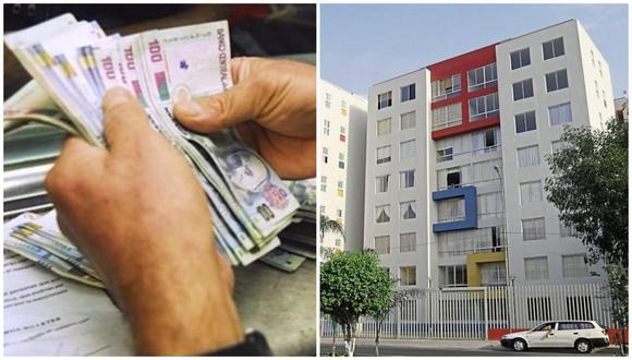 En las zonas de clase media, el precio de alquiler de un inmueble de 60 m2, comprende gran parte de un sueldo mínimo, y en algunos casos, el salario completo.