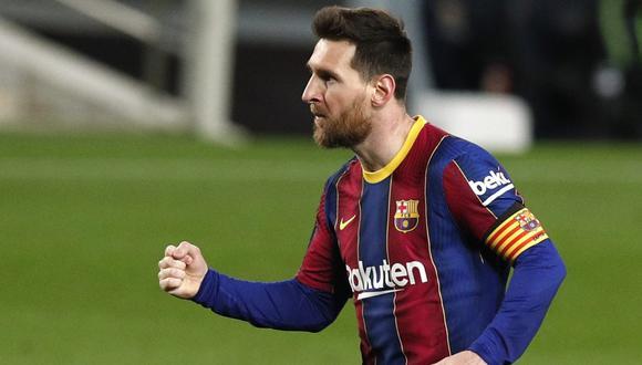 Lionel Messi: los récords que ha logrado el argentino en el Barcelona. (Foto: REUTERS)