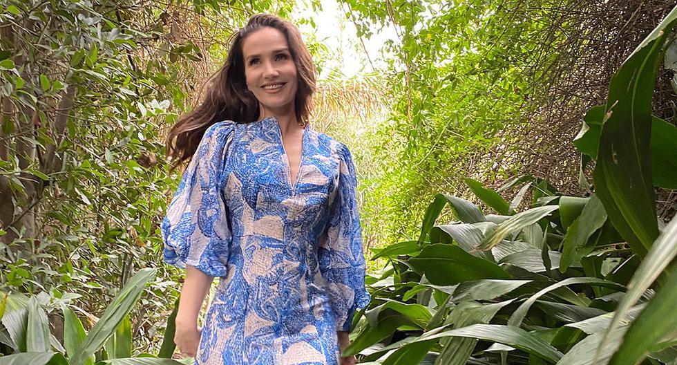 """""""Hoy pienso qué tipo de moda quiero para mi vida"""": Natalia Oreiro se une a la sostenibilidad"""