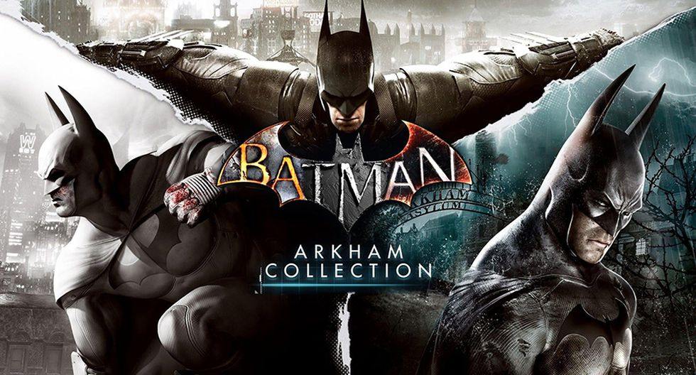 Batman Arkham Collection y Batman LEGO Trilogy son las colecciones de videojuegos que está regalando Epic Games Store en su plataforma virtual. (Difusión)