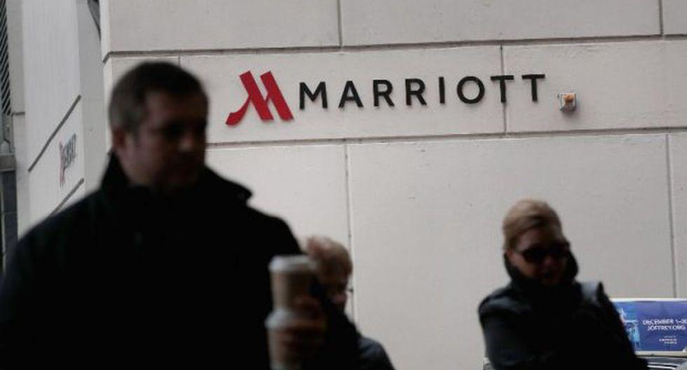 Washington sospecha que los hackers que accedieron a la base de datos de Marriott trabajan para el Ministerio de Seguridad del Estado de China. (Foto: AFP)