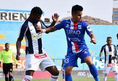 Alianza Lima cayó ante Mannucci y definirá su permanencia en la Liga 1 en la última fecha