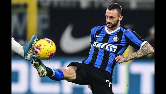 Inter de Milán podría tomar acciones drásticas con el jugador que fue detenido el pasado viernes. (Photo by Miguel MEDINA / AFP)