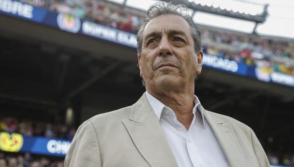 Tomás Boy era entrenador de Chivas desde abril pasado. (Foto: AFP)