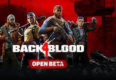 Back 4 Blood, la propuesta para olvidar al mítico videojuego de zombies Left 4 Dead