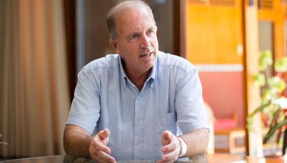 Fernando Cillóniz señala que podría conversar con Hernando de Soto. (Foto: El Comercio)