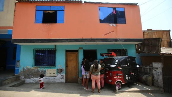 Menor fue violada por su primo de 13 años, quien no puede ser detenido. (Foto: Hugo Curotto)