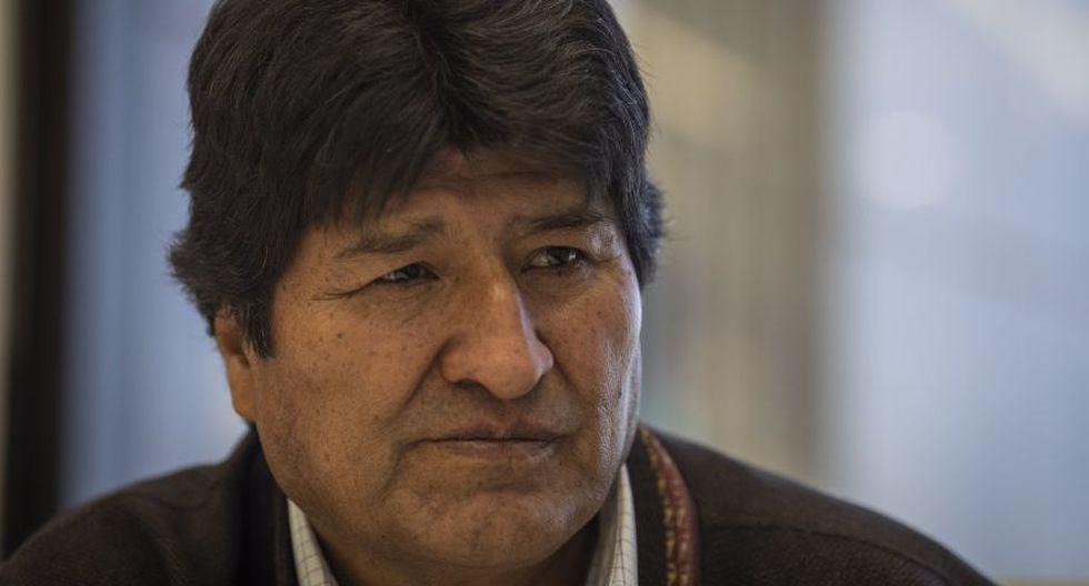 Bolivia: Allanan vivienda en La Paz e investigan si pertenece a Evo Morales. (Foto: Bloomberg)