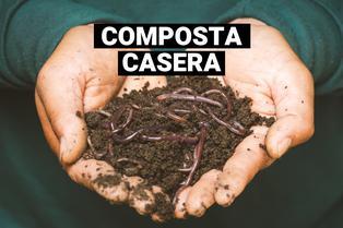 Jardinería: Cómo hacer composta en tu casa