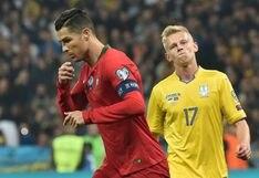Cristiano Ronaldo llegó a los 700 goles con esta anotación de penal ante Ucrania | VIDEO