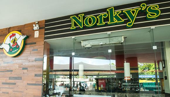 A la fecha, solo el 45% de los locales de Norky's funciona bajo la modalidad de recojo en tienda y delivery, estas representan entre el 30% y 40% de las ventas. (Foto: Open Plaza)