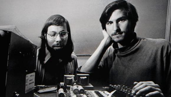 """Wozniak pone fin al mito del garaje: """"No fabricamos nada ahí"""""""