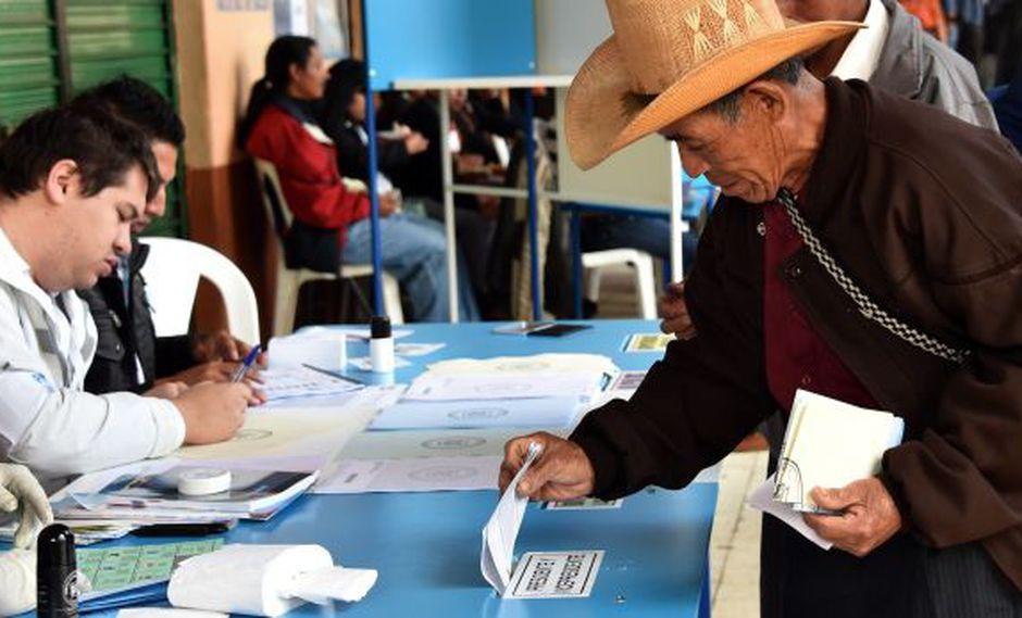 Guatemala elige presidente en medio de crisis de corrupción