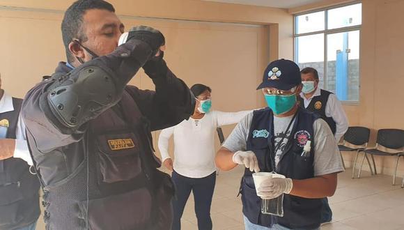 Piura: municipio de Paita repartió dosis gratis de ivermectina a serenos por COVID-19