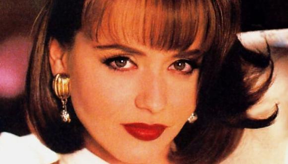 Gabriela Spanic alcanzó el éxito con su doble papel protagónico en la telenovela mexicana La usurpadora (Foto: Televisa)