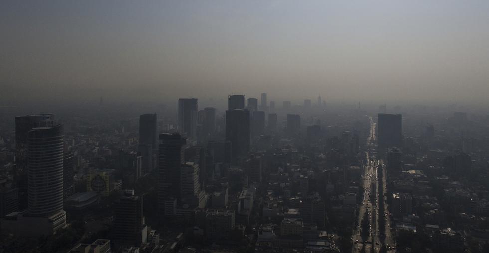 México: La excesiva contaminación ambiental en los últimos días ha preocupado a los ciudadanos y a las autoridades.