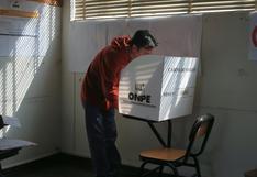 Referéndum 2018: conoce dónde y cómo pagar las multas electorales| ONPE