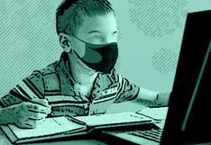 Año escolar 2021:  El 59% está a favor de las clases presenciales en los colegios