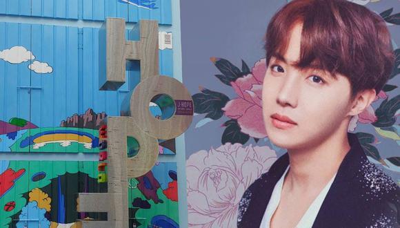 J-Hope cuenta con una gran cantidad de fanáticos en todo el mundo. (Foto: AP)