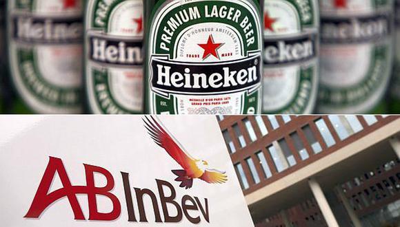 Heineken yAnheuser-Busch InBev han iniciado una batalla legalpor infracción de patentes ligado a la tecnología. (Fotos: Reuters)