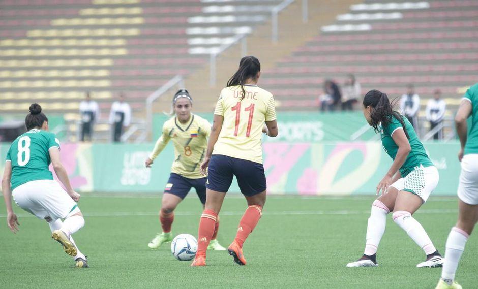 Colombia vs. México EN VIVO EN DIRECTO: juegan por el fútbol femenino de los Juegos Panamericanos Lima 2019. (Foto: @FCFSeleccionCol)