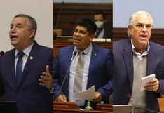 Fact checking del debate sobre la vacancia: las opiniones de los congresistas sometidas a la verificación de El Comercio