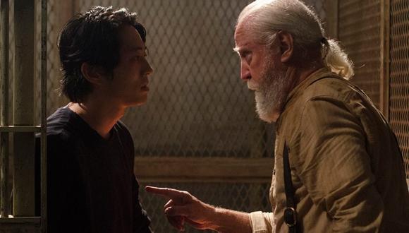 Fallece Scott Wilson, actor que interpretaba a Hershel en 'The Walking Dead' | Foto: The Walking Dead Facebook