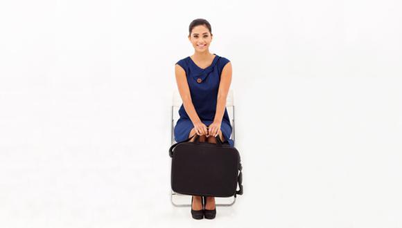 Cuatro pasos para lucir hermosa en una entrevista de trabajo