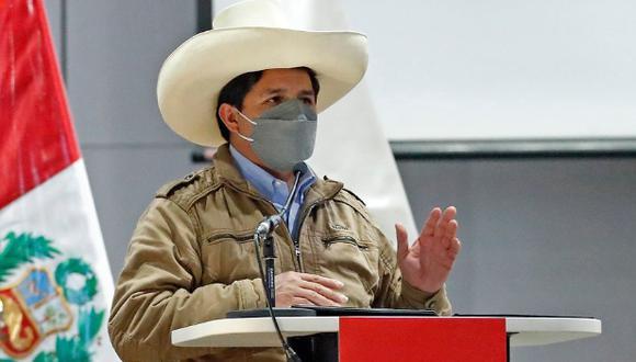 Pedro Castillo participará en un evento con la ANGR en el Centro de Convenciones de Lima. (Foto: archivo Twitter @presidenciaperu)