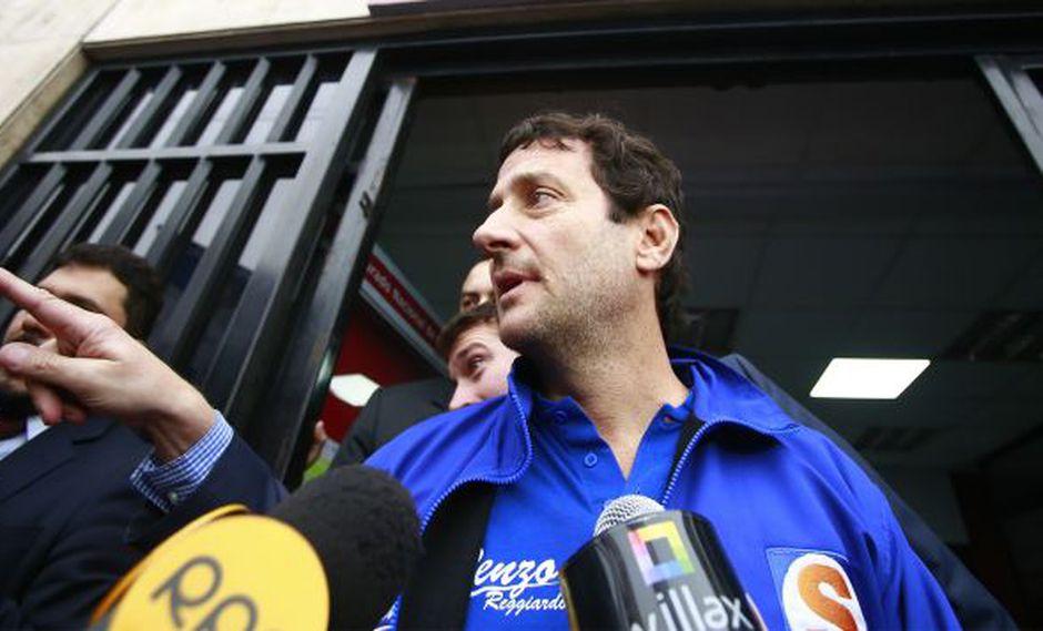 El Tribunal de Honor del Pacto Ético Electoral convocó a Renzo Reggiardo para el 10 de setiembre. (Foto: Archivo El Comercio)