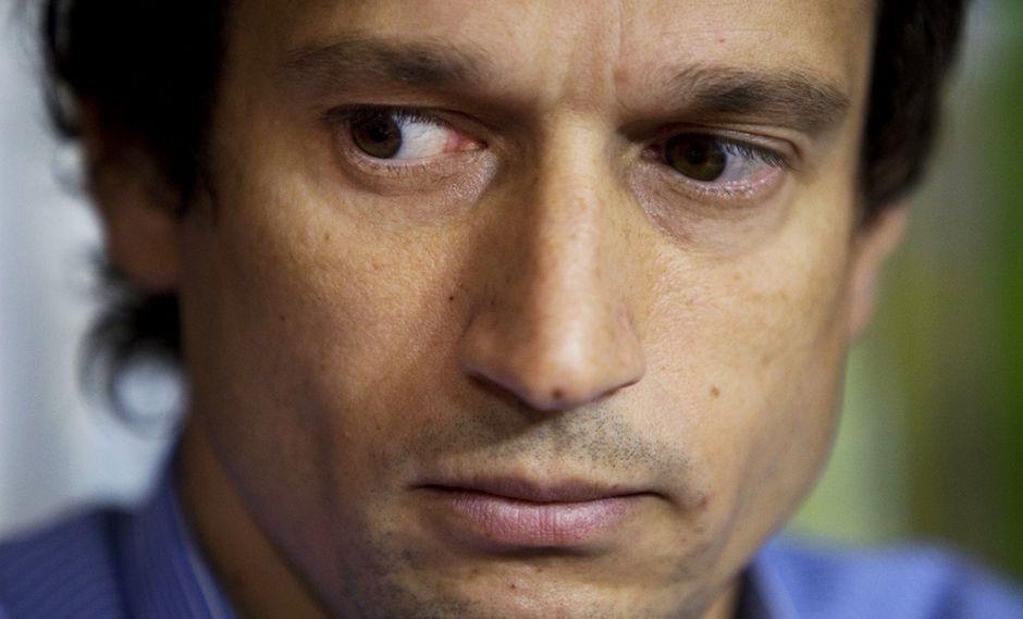 Diego Lagomarsino, ex asistente informático del fallecido fiscal Alberto Nisman. (Foto: AP/Rodrigo Abd)