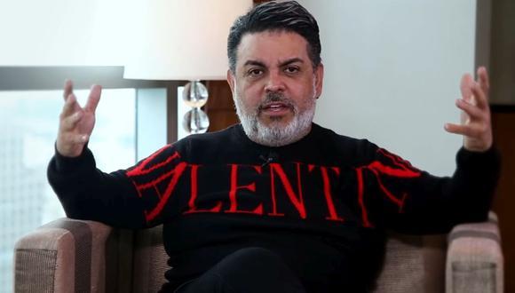 """Andrés Hurtado: """"Aquellos que creyeron en los extraterrestres y en mí serán salvados"""" (Foto: Captura de video)"""