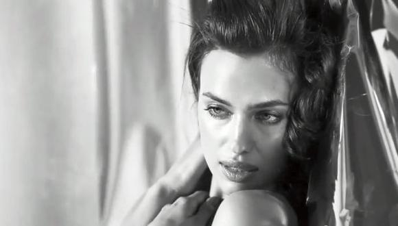 YouTube: Irina Shayk despide el año con video de infarto