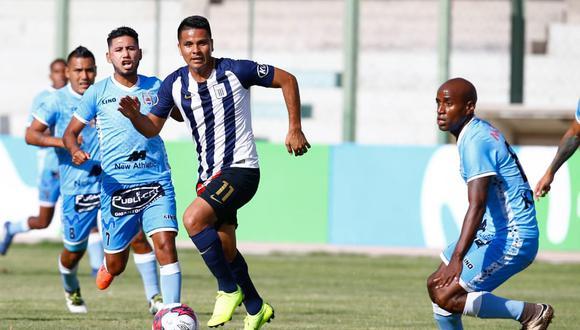 Alianza Lima vs. Binacional (3.30 p.m. EN VIVO ONLINE vía GOL Perú) cierran HOY el Torneo Clausura en el 25 de Noviembre de Moquegua. (Foto: Francisco Neyra / El Comercio)