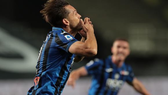 Atalanta ha marcado 93 goles en la Serie A, 26 más que la Juventus.  (Photo by Emilio Andreoli/Getty Images)
