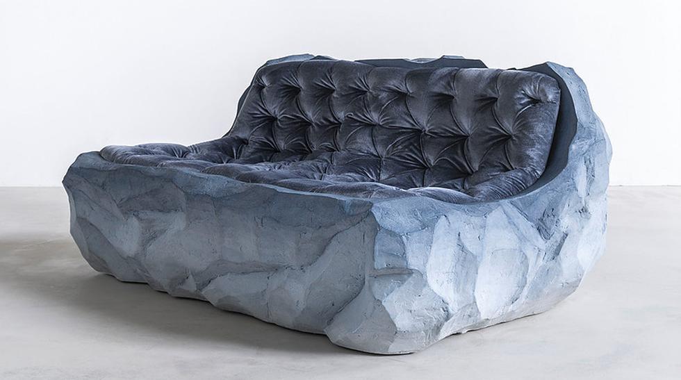 Esta serie de muebles parecen salidos de la edad de piedra - 3