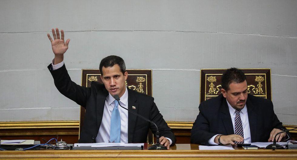 La nueva lucha de Juan Guaidó